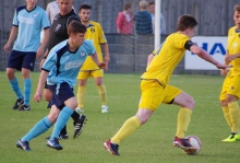Action from Barton Town Old Boys 1-2 Gainsborough Trinity