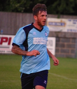 Ryan Cooper has left Barton Town Old Boys for Pickering Town